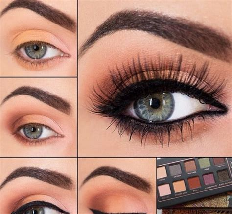 tutorial makeup casual eyes i love cute makeup part 3