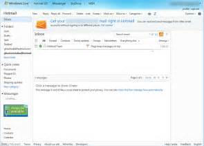 hotmail email template hotmail s redesign microsoft goes all in on metro