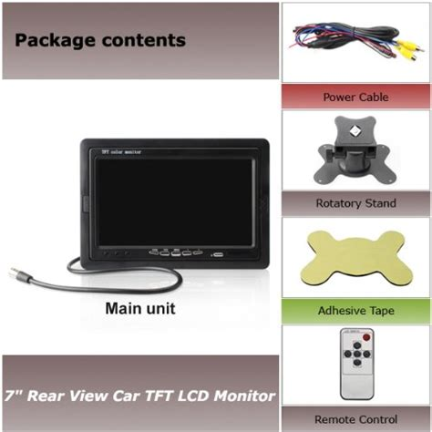 7 inch tft lcd digital 28 images 7 inch tft lcd