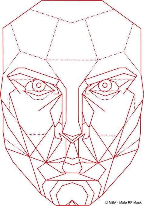 The Facial Masks Marquardt Beauty Analysis Photoshop Surgeon Template