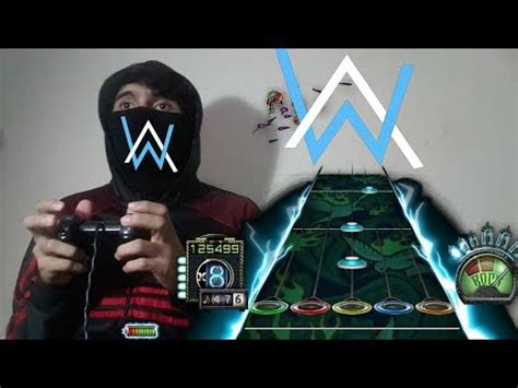 alan walker guitar hero guitar hero 3 alone guitar remix alan walker by