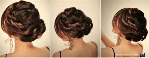 these are some easy hairstyles for school or how to 5 amazingly easy hairstyles with a simple twist