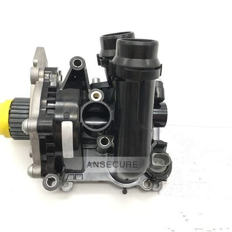aluminum cooling water pump assembly  audi    tt vw golf gti jetta gli passat cc tiguan