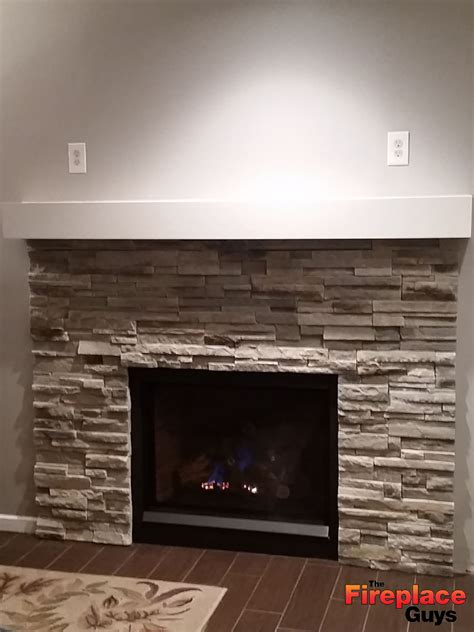 clean lines the fireplace guys