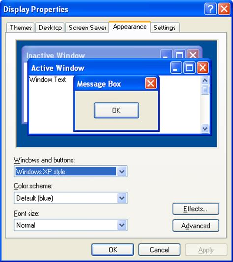resetting windows display default xona games reset windows xp s default desktop color