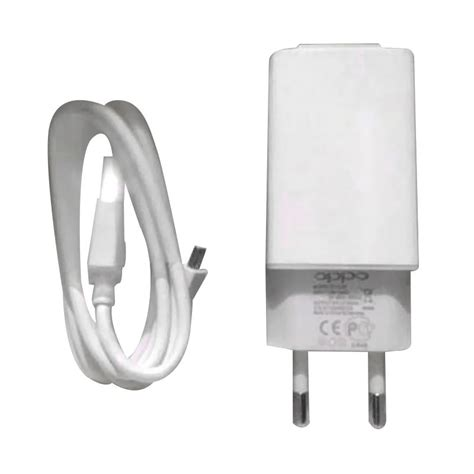 jual oppo original charger for oppo 10 5w 5 0v 2 1a