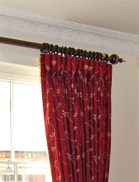 goblet pleat drapes goblet pleat silk curtains babic interiors