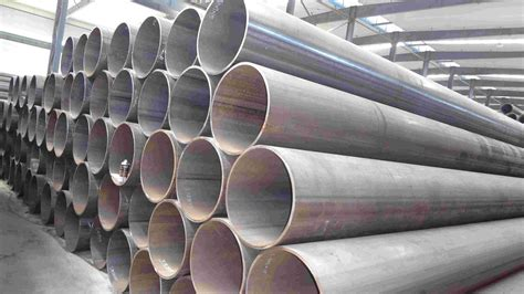 Pipa Erw Astm A53 Erw Steel Pipe Sch40 Srl Erw Pipe