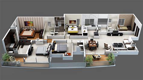 home plan design 4 bhk floor plan propfinder india pvt ltd puneville at