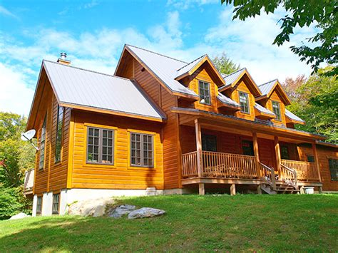 Stowe Cabin by Cabin Fever Stowe Vacation Rental Beckwith Vacation