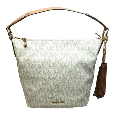 Vanilla Bag 3 michael kors elana medium convertible shoulder bag vanilla