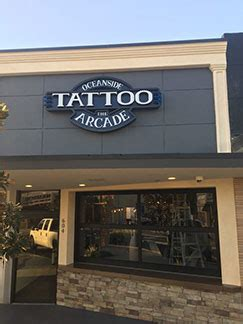 tattoo shops oceanside home arcadetattoo