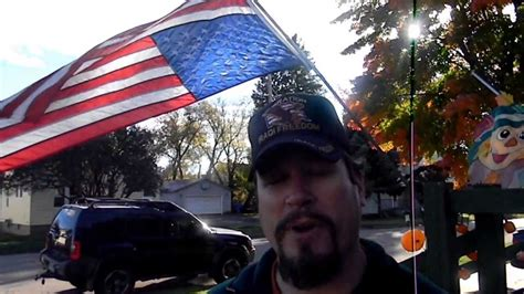veteran explains upside down flag controversy youtube veteran flying his american flag upside down jason