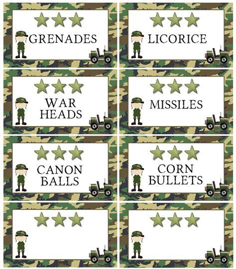 free printable army birthday decorations army camo tank birthday cake free party printable