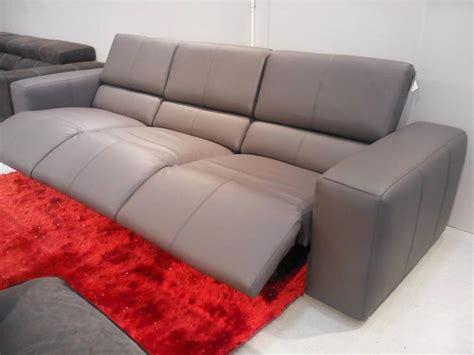 jm upholstery reclining sofa modern modern recliner sofa by j m