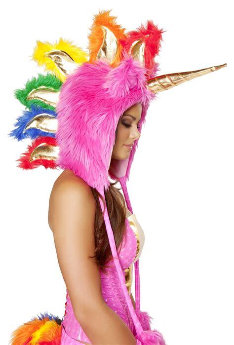 pink unicorn sexy costume nelasportswear womens
