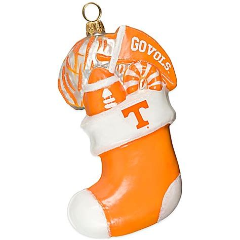 buy university of tennessee stocking christmas ornament