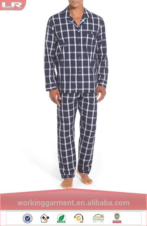 cheap cotton pajama set oem big and clothing
