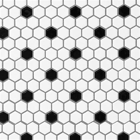 10 In Hexagon Floor Black And White - best 10 black hexagon tile ideas on asian