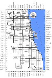 Chicago Zipcode Map by Zip Codes Northern Illinois Map