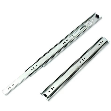 Drawer Slides by 2pcs Extension Telescopic Drawer Slides Metal