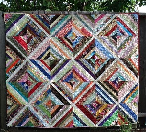 you to see string quilt by pamelaquilter