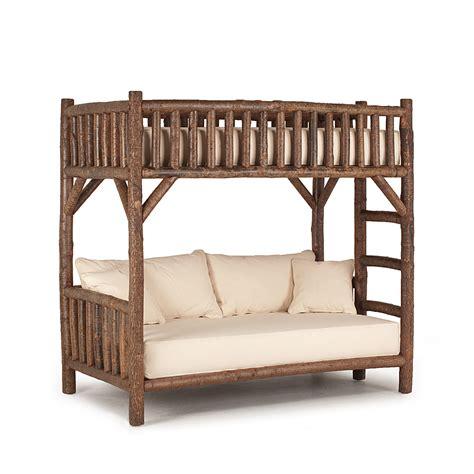 rustic bunk bed rustic bunk bed la lune collection