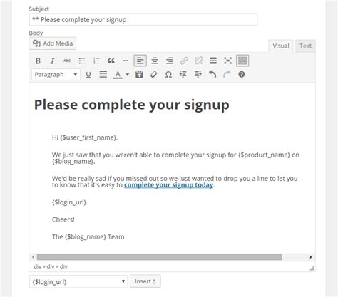 Reminder Email Template mastering automated email reminders in memberpress