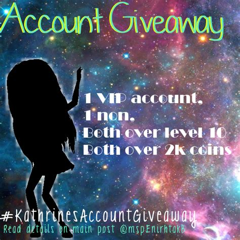 Moviestarplanet Account Giveaway - kathrine msp closed vip account giveaway