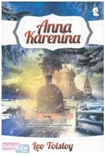 Leo Tolstoy Karenina Bahasa Inggris bukukita karenina toko buku