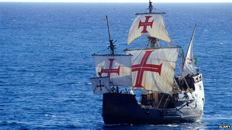 christopher columbus boat found fun to be bad christopher columbus s santa maria wreck