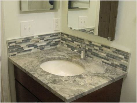 marvelous bathroom vanity tile backsplash ideas bathroom