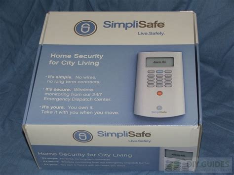 simply safe alarm system reviews simple with simply safe