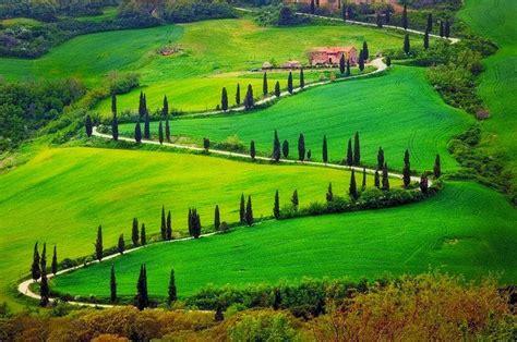 photographic routes  tuscany