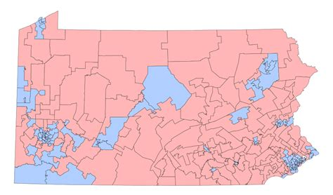 state house district file pa state house districts by party 2015 svg wikimedia commons