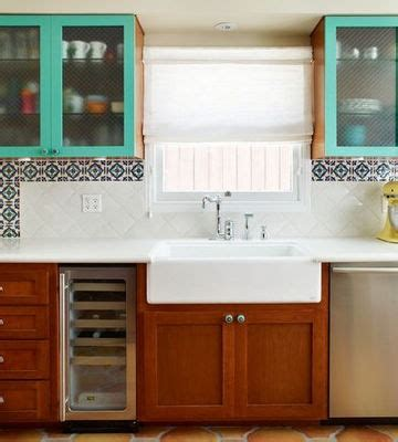 alternatives for the kitchen backsplash of subway tile