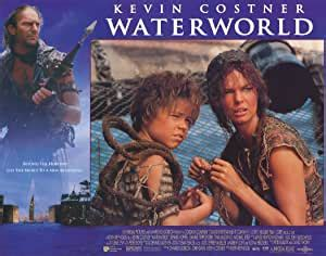 amazoncom waterworld  poster print    inches