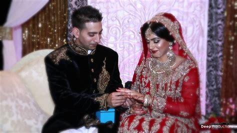 Ali   Fatima Beautiful Pakistani Wedding Reception
