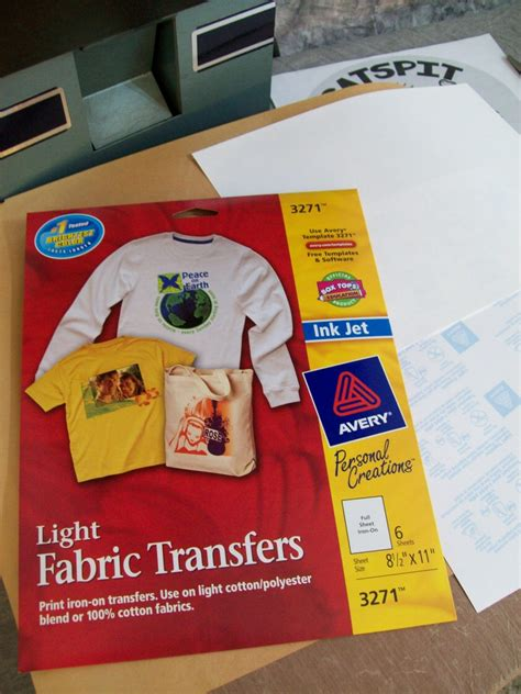 avery iron on transfers how to print iron on transfers for t shirts dontstopgear