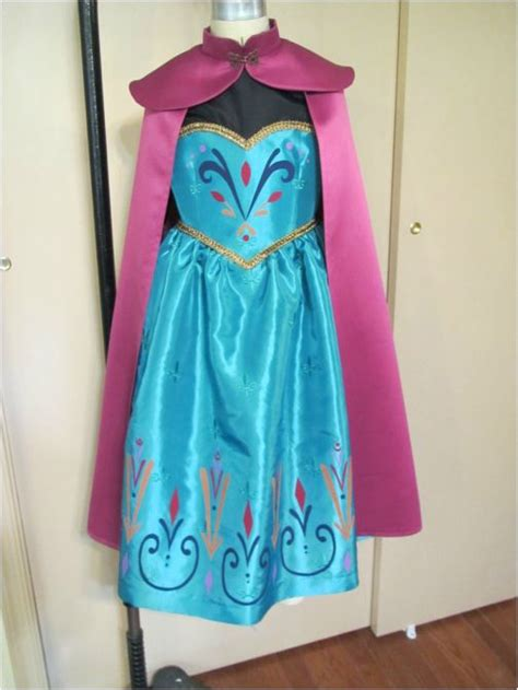 pattern for dress up cape elsa s coronation dress sewing the cape could use this