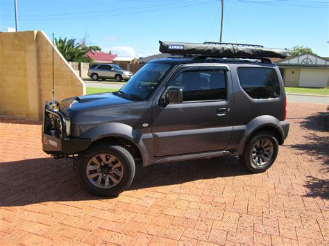 Suzuki Jimny New New Suzuki Jimny To Remain A Ladder Frame