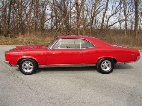 Pontiac Gto Sale by 1967 Pontiac Gto For Sale