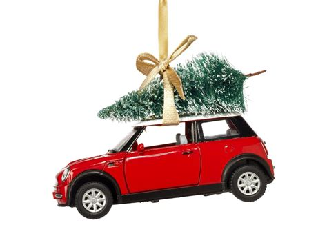 diy ornaments hgtv - Mini Cooper Ornament