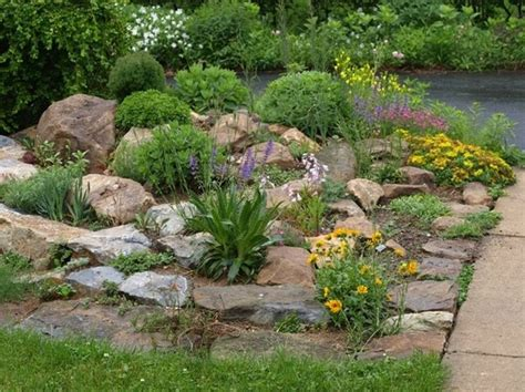 Rock Garden South Sprinkler Juice Types Of Gardens