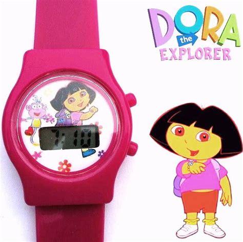 dora explorer watching iron