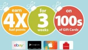 Kroger Gift Card 4x Fuel Points 2015 - kroger 4x fuel points on gift card purchases ftm