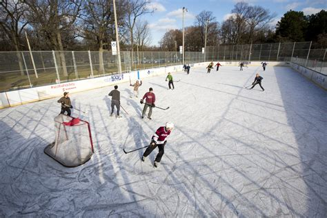backyard rinks toronto lace up your skates and embrace shinny in toronto keenan