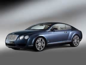 The Bentley Car News 2012 Bentley Continental Gt