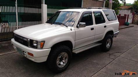 toyota 4runner philippines toyota 4runner 1995 car for sale laguna tsikot