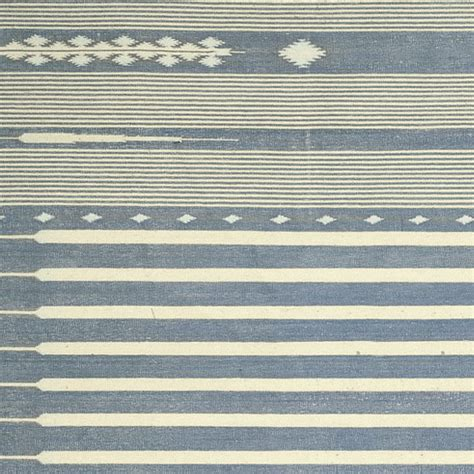 large cotton rug sanskrit striped cotton dhurrie rug large oka